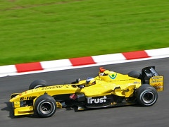 Jordan F1 racer (Be_on_Edge) Tags: jordan spa heidfeld ej14 ford speed sportscar f1