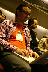 Hipster at Northern Voice 2005 - Vancouver, British Columbia 042 at Flickr.com