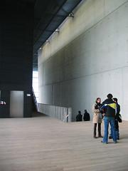 inside teh bimhuis