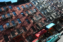 MacDougal St (1) by biketrouble, on Flickr