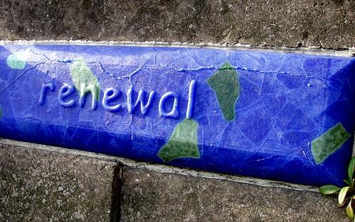 """""""Renewal"""""""