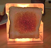 trasnparent toaster (GatheringZero) Tags: toast bread