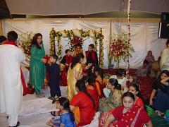 Mehndi Guests