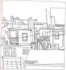 landscape4 (BIGAWK) Tags: urban streetart sketchbook marker painting sharpie sketch graff drawing draw create characters character book blackbook art