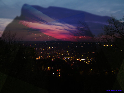 Visual Symphony over Ithaca
