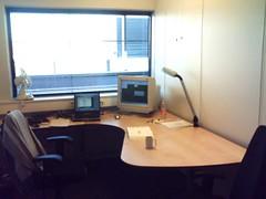 office inside.