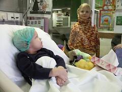 Leentje! (Jeroen Gijsels) Tags: stem all cancer cell bone marrow bmt leukemia transplant