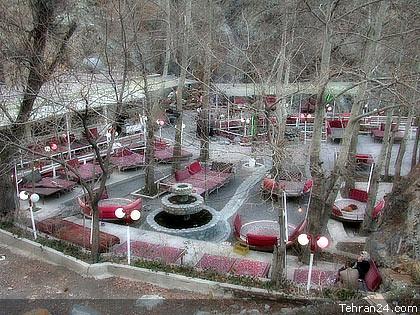 Tehran, Darband