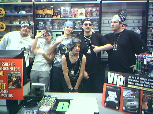 Gamestop Gangsters