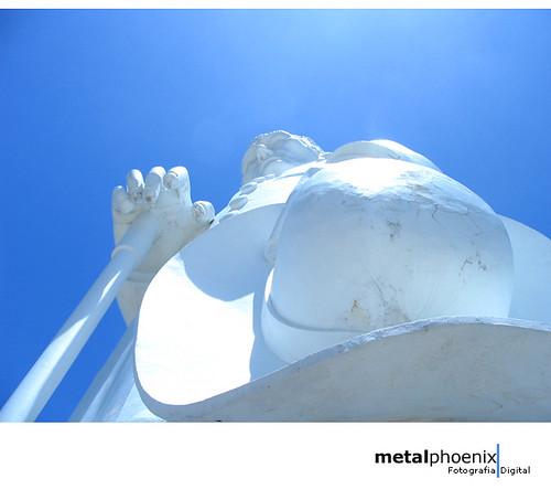 Estátua Pe Cícero por MetalPhoeniX.