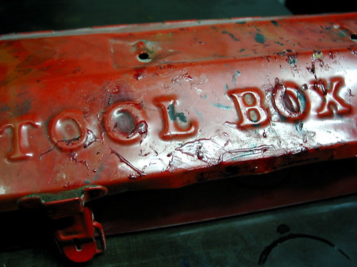 Tool Box Has Seen Better Days. (Photo: Stitch on flickr)