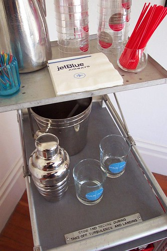 SAS Galley Cart: Top level