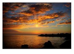 Woodrow Sunset (astrocruzan) Tags: santacruz california sunset beach