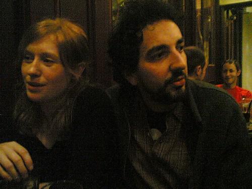 Gerard And Jackie Look Pretty In Stravaigin