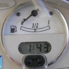 fuel gauge (Leo Reynolds) Tags: olympus number half squaredcircle fraction gauge 1000th 10up3 c770uz f32 iso64 0ev 0013sec hpexif 99mm xsquarex xratio11x sqset002 xleol30x