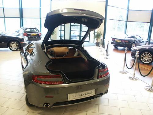 Aston Martin V8 Vantage trunk - a photo on Flickriver on aston martin's fresh, white v12 vantage, aston v12 vantage, aston vanquish volante, 2007 aston vantage, v8 vantage, aston db, aston rapide s, aston v8, aston one-77, car model vantage,