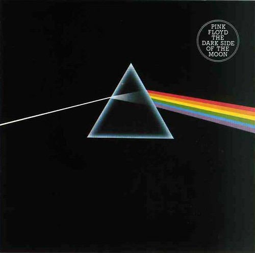 Pink Floyd - Dark Side of the Moon  1973 by oddsock.