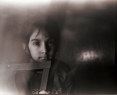 (its_tehmina) Tags: portrait bw film girl face top20bw child top20childportrait developed fajar cotcmostfavorited