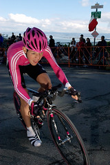 Bernhard Kohl, Tour of California Prologue (whileseated) Tags: sanfrancisco pink sports public bicycle geotagged cycling coittower telegraphhill tmobile amgen cera doper epo tourofcalifornia amgentourofcalifornia mg0228kohl tourofcalifornia06