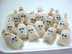 .: Cute Tamales .: (Warm 'n Fuzzy) Tags: cute handmade craft tamales kawaii warmnfuzzy warmnfuzzynet