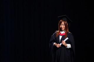 Academic Graduate Studio Portrait