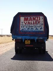 Manzi valley