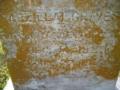 Barzillai Graves (1820-1903)