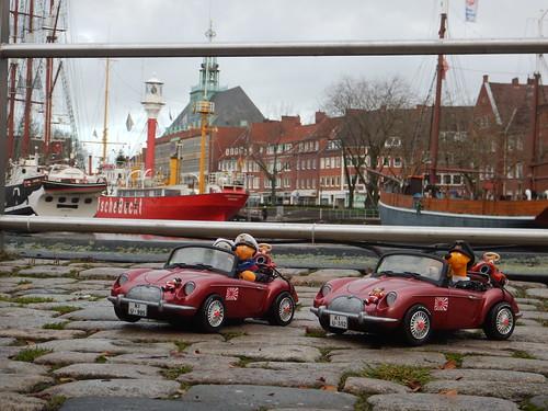 Mitten in Emden
