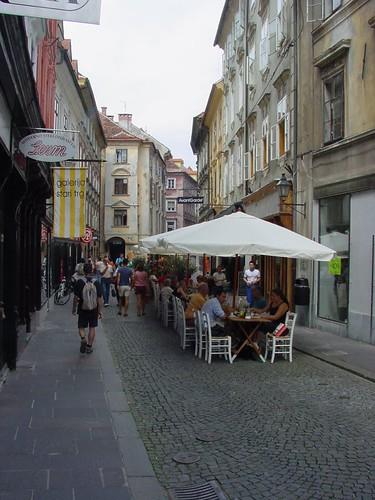 Visit Ljubljana of Slovenia