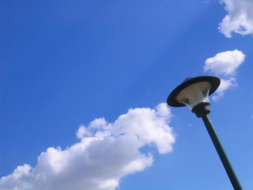 luminaire du ciel