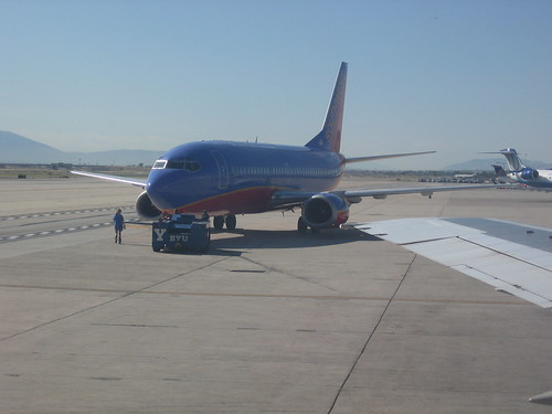 southwest airlines, new color scheme for airtran planes