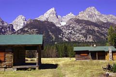 The Lucas Ranch (sflrunner) Tags: tetons mountains hike