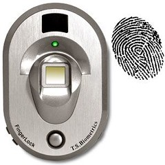 Fingerprint Biometric Lock