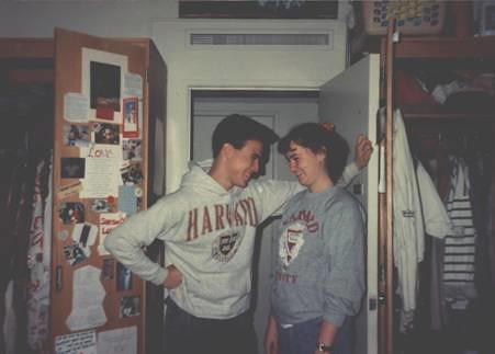 Harvard-bound, 1990