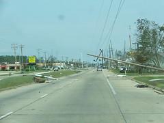 Limbo lower now. (G. J. Charlet III) Tags: hurricane hurricanekatrina mississippi baystlouis waveland kiln