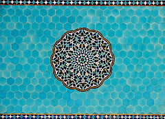 (HORIZON) Tags: iran horizon persia yazd jamemosque