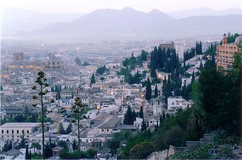Vista Parcial de Granada