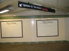 New York magazine's ad campaign (jenchung) Tags: nyc newyorkcity newyorkmagazine advertising nycadvertising
