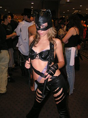 Catwoman, by Grumpstone @ Flickr