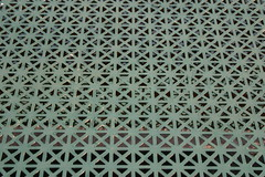 Green Lattice (AZAdam) Tags: metal grate green lattice