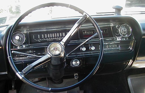 1969 Chrysler 300 4-door 131k