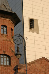 powerhouse (David Haberlah) Tags: berlin germany westhafen architecture brick