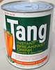 Tang Drink Mix Can, 1960's (by Roadsidepictures)