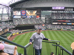 Safeco Field, Seattle (comeaujim) Tags: safeco field seattle mariners