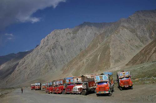 Himalayas Truck Stop (Kashmir)