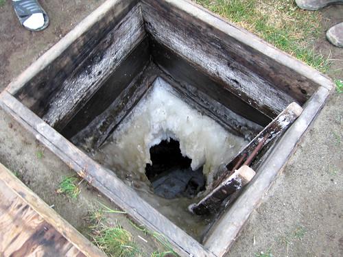 Old Barrow perma-freezer