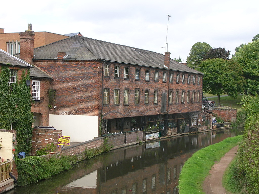 Baldwin's Warehouse, Stourport