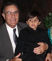 Kaka Habib and Hamza (me2) Tags: tariq lailas wedding