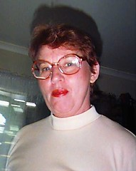 Jacqui (my Mum) (Bandido of Oz) Tags: kodakdc40 australia brisbane brisvegas queensland may may1999 1999 family
