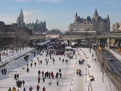 rideau (dragfyre) Tags: winter canada topv111 canal deleteme10 hiver ottawa rideau skateway